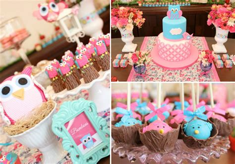 401 best birthday party ideas 1st birthday girl 2nd kara s party ideas woodland owl bug flower garden girl