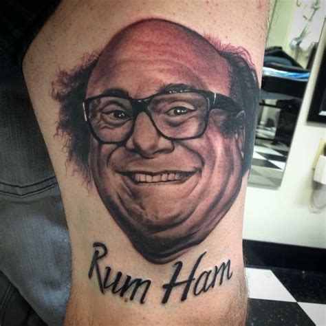 rum ham done by me stephan karlisch at 717 tattoo