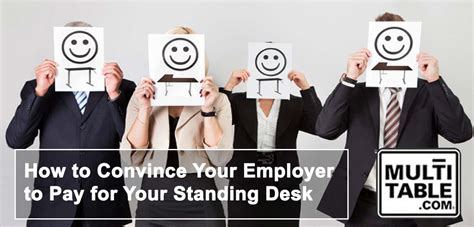 How To Convince Your Employer To Pay For Your Mba by Convince Your Employer To Pay For Your Standing Desk