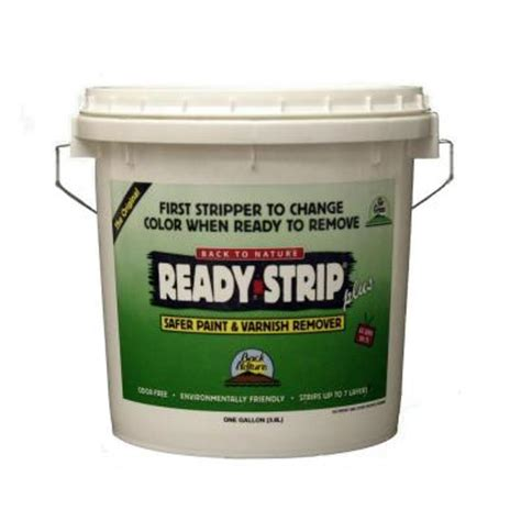 home depot paint eco friendly 1 gal safer paint and varnish remover environmentally