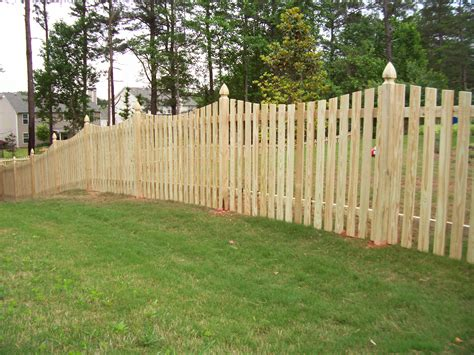 picket fences wood picket