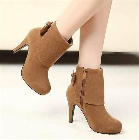 Sepatu Boots Wanita Korea sepatu cewek model korea holidays oo