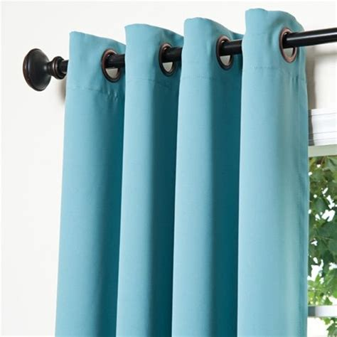 turquoise grommet blackout curtains pin by nicole mitchell on house ideas pinterest