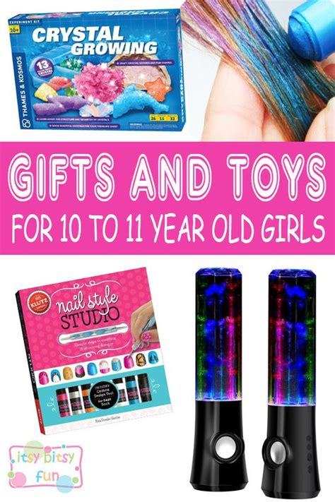 gifts for 11 year old tomboys best gifts for 10 year in 2017 10th birthday 10 years and birthdays