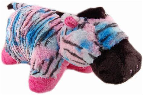 light up pillow pets amazon pillow pets glow pets zebra under 9 70 off
