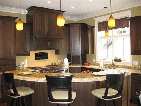 curved island kitchen designs large curved island traditional kitchen chicago by