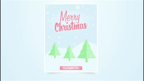 easy flyer design tutorial adobe illustrator youtube adobe illustrator tutorial christmas flyer youtube