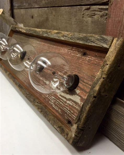 rustic bathroom vanity light fixtures 25 best ideas about rustic salon decor on pinterest