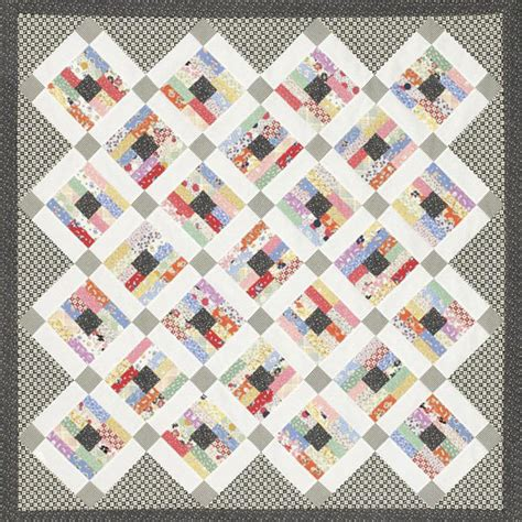 1930s Quilt Patterns by 1930s Scrappy Wall Hanging Allpeoplequilt