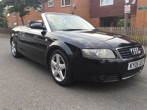 electric and cars manual 2005 audi a4 head up display 2005 05 audi a4 sport 1 8t convertible black smethwick dudley