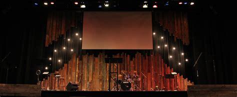 Delightful Stage Backdrops For Churches #3: Pallet-Gaps-Stage-Design.jpg