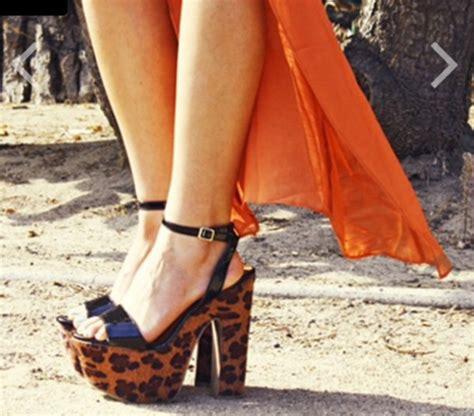 Wedges Pastel Series shoes high heels leopard print shoes heels wedges mint