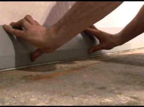 basement dewatering channels basement waterproofing perimeter channel drytrak system