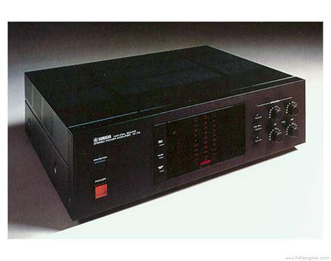 yamaha   natural sound stereo power amplifier manual