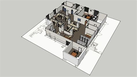 3d warehouse layout software office layout 3d warehouse