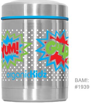 Organic Stainless Food Container food container organickidz