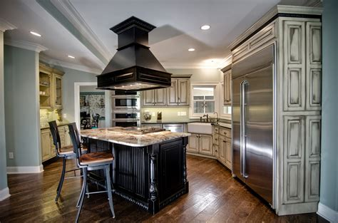 island hoods kitchen over kitchen island with range hood ceiling endearing kitchen installation with black stained