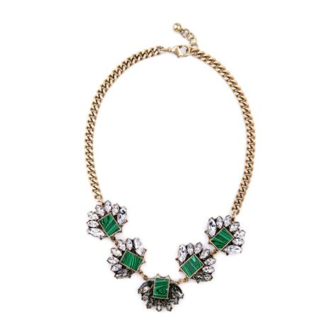 buy wholesale gemstone necklace designs from china