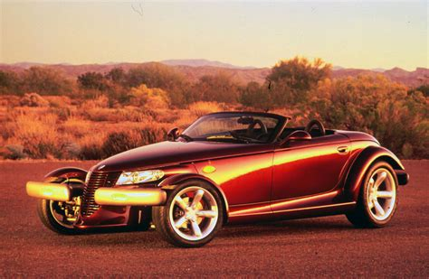 chrysler prowler photo gallery autoblog