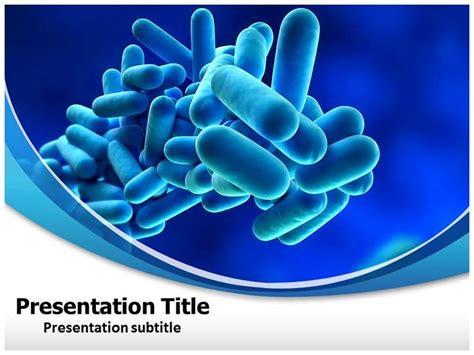 powerpoint themes bacteria template legionella ppt powerpoint background of bacteria
