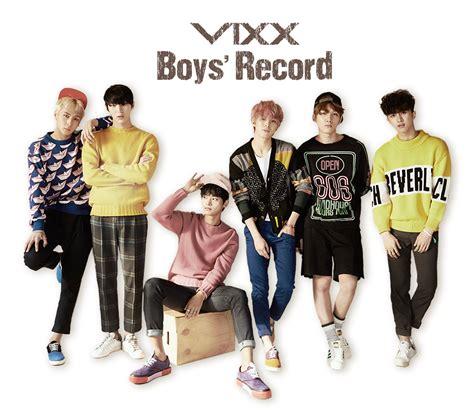 vixx profile kpop