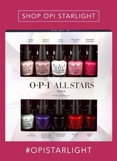 best 20 opi gift sets ideas on pinterest