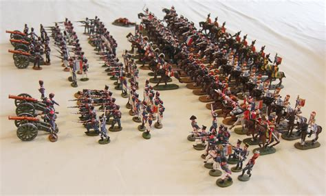 collection of 25 my collection of 25 28mm napoleonic wargames figures