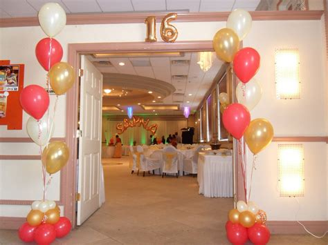 Sweet 16 2 party decorations by teresa