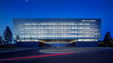 hyundai motor hyundai motor america u s headquarters projects gensler