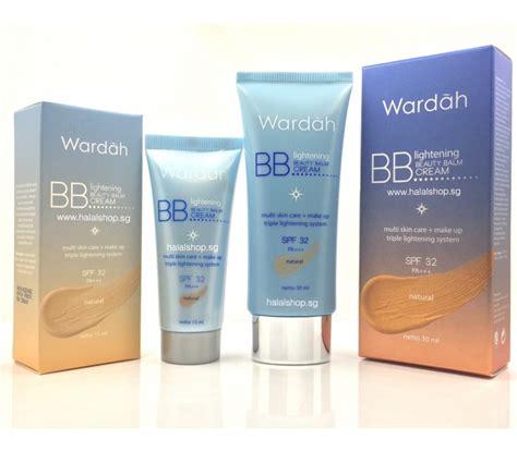 Wardah Lightening Bb 30 Ml Lightening Balm halal cosmetics singapore wardah lightening balm