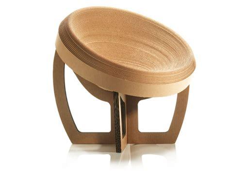 mobili in cartone design labone design arredare con il cartone