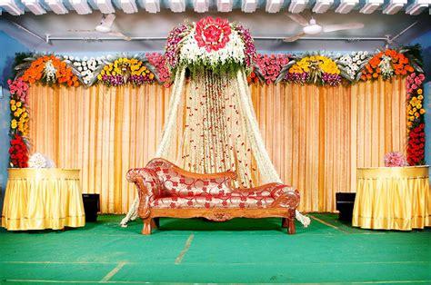 wedding stage decoration romantic lentine marine