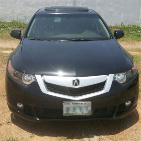 Used 2010 Acura Tsx by Acura Tsx 2010 Clean Used Black 2 2m Autos Nigeria