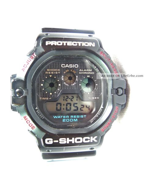 Casio G Shock Dw 5900 vintage casio g shock dw 5900 c 1 uhr the