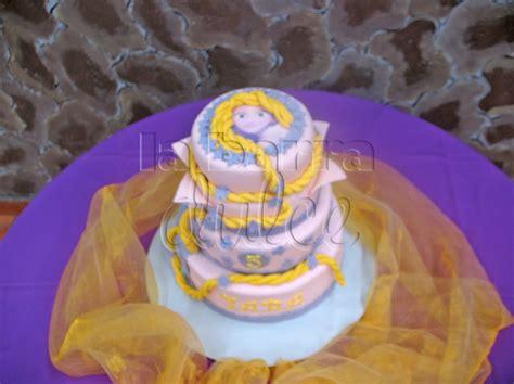 tangled rapunzel enredados tower disney princess inspired fondant cake pasteles personalizados