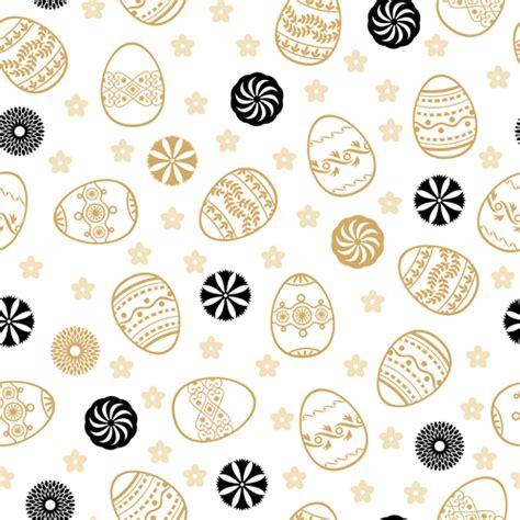easter pattern vector easter egg seamless pattern vector vector easter vector