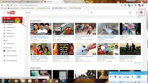 change layout of youtube channel how to change layout of your channel and customize your