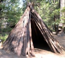 ahwahnee village bark house