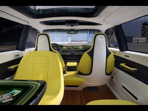 What Is Car Upholstery by 2011 Kia Kv7 Concept Car Interior 1920x1440 Wallpaper