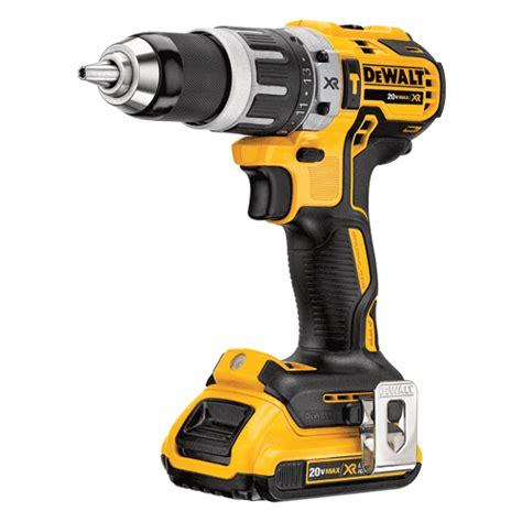 Dewalt Dcd796d2 Max Xr Li Ion Compact Hammer Drill Kit Mesin Bor tool dewalt dcd796d2 brushless compact 1 2 quot hammer drill kit 20
