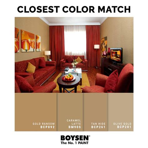 20 colors that jive well with rooms boysen closest