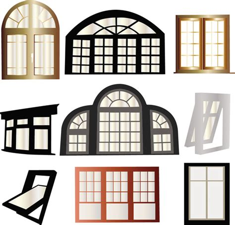 home design windows free window vector free vector 4vector
