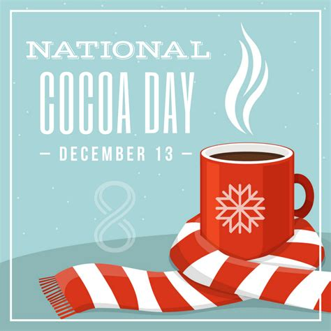 cocoa day national hot cocoa day innov8tive nutrition