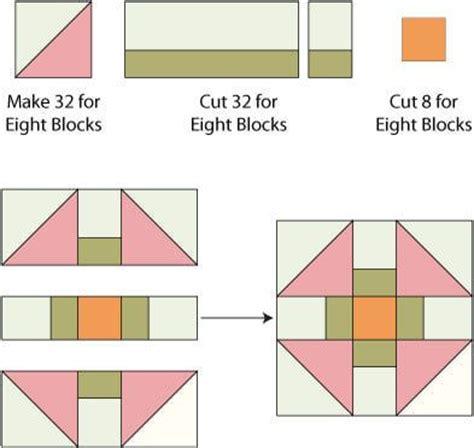 Churn Dash Quilt Block Pattern by 6 Churn Dash Quilt Block Pattern Quilts Patterns