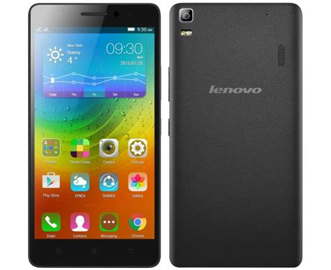 Vr Lenovo A7000 Lenovo A7000 Turbo Launched In India With A 5 5 Display