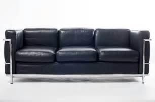 sofa lc3 le corbusier at 1stdibs