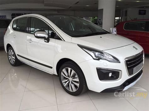 peugeot new year promotion peugeot 3008 2016 1 6 in kelantan automatic suv others for