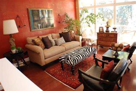 home decor using animal prints