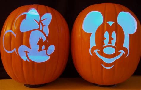 minnie mouse template for pumpkin carving my 2007 carvings so far page 3 pumpkins