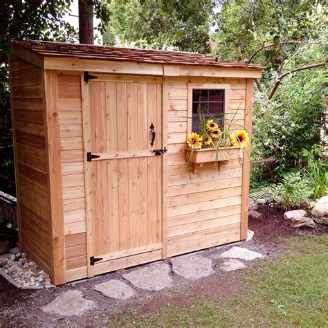 tool shed  spacesaver outdoor living today